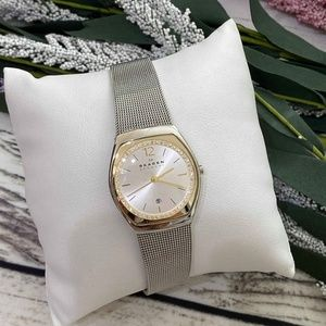 Skagen SKW2050 Asta Crystal Two-tone Stainless A